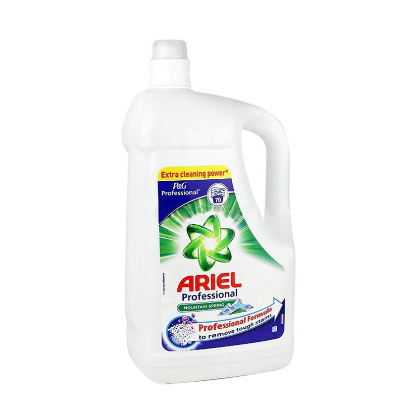 مایع لباسشویی 4550 میلی لیتری آریل مدل ARIEL Professional