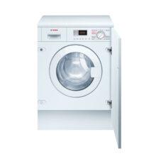 ماشین لباسشویی و خشک کن توکار بوش مدل BOSCH WKD28350GB