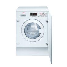 ماشین لباسشویی و خشک کن توکار بوش مدل BOSCH WKD28540EU