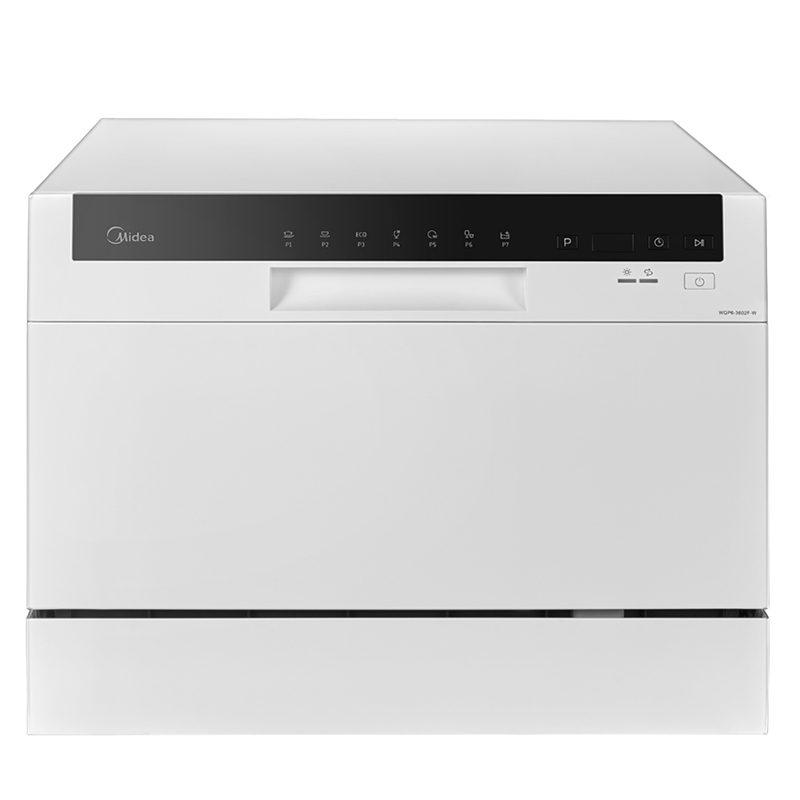 ماشین ظرفشویی رومیزی مایدیا مدل MIDEA WQP6-3602FW