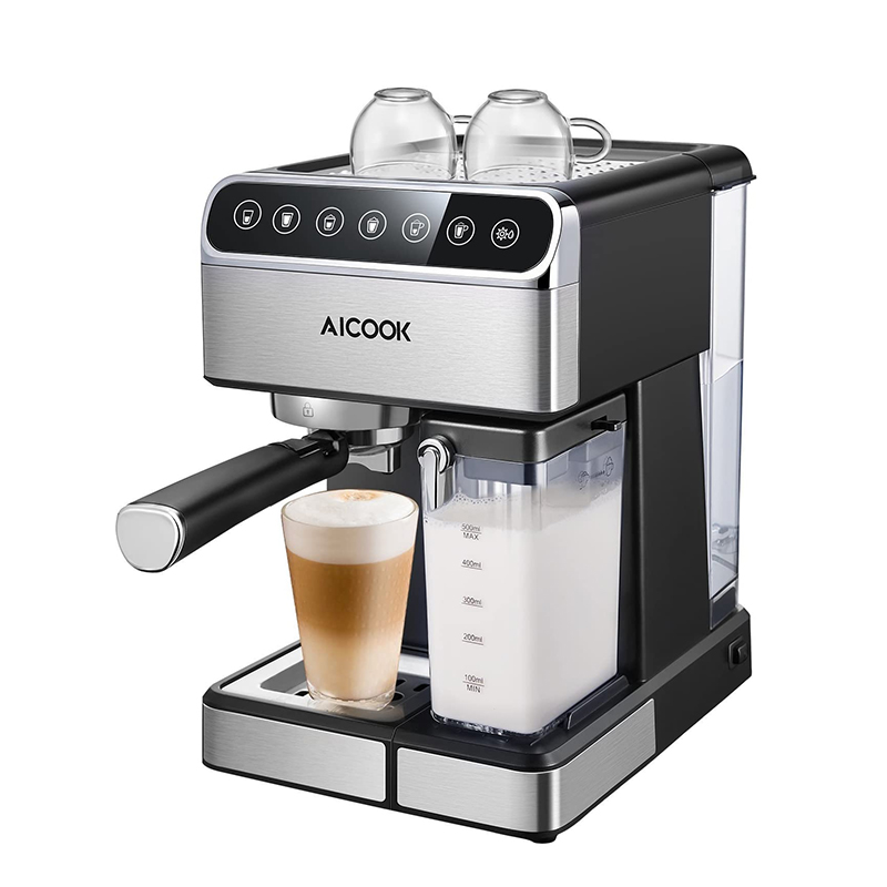 اسپرسوساز آی کوک مدل AICOOK CM6858