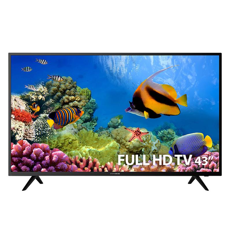 تلویزیون 43 اینچ دوو مدل DAEWOO FULL HD DLE-43K4100B