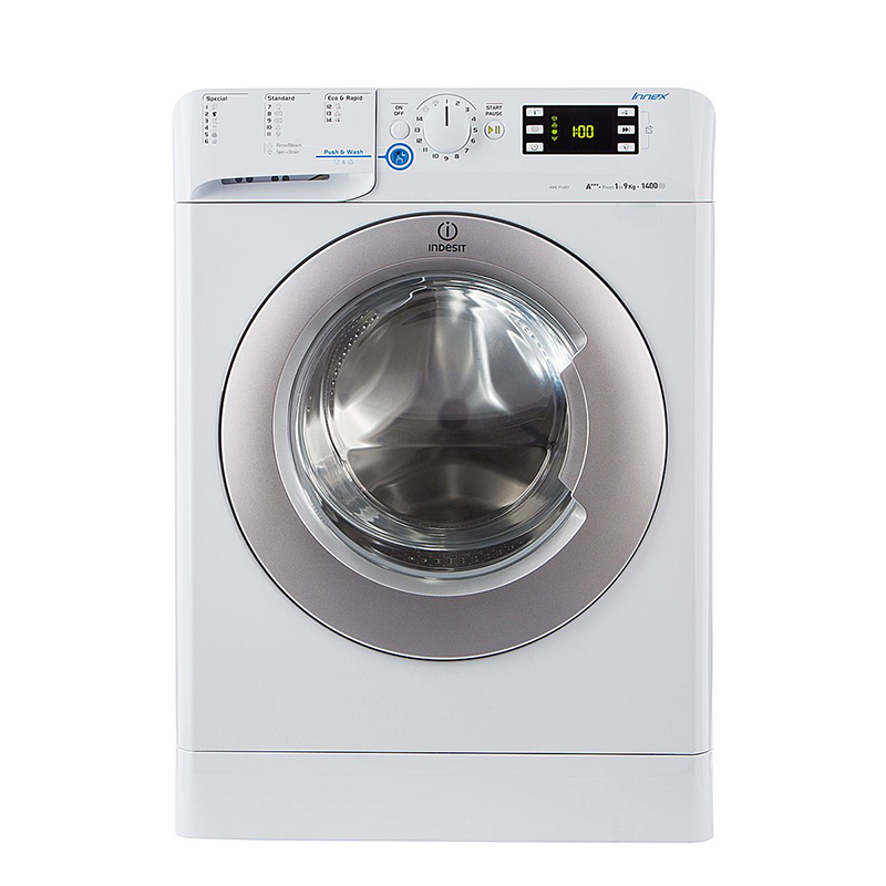 ماشین لباسشویی ایندزیت مدل INDESIT XWE 91483X WSSS EU