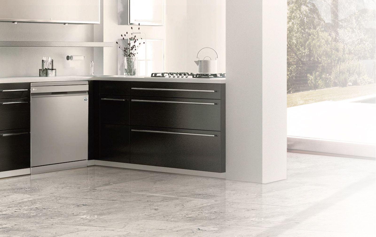 ماشین ظرفشویی ال جی مدل LG DFB425FP