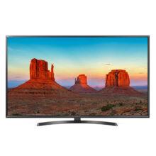 تلویزیون 65 اینچ ال جی مدل LG UHD 4K 65UK6400
