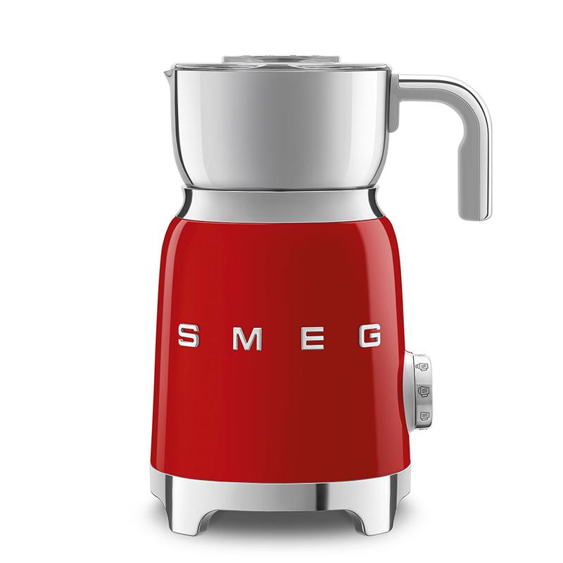 کف شیر ساز اسمگ مدل SMEG MFF01RDUK