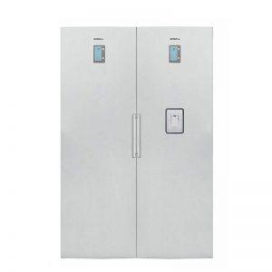 یخچال فریزر دوقلو اکسپریال مدل XPERIAL XR 2085 SH NF W EU – XF 20857 SH NF W EU
